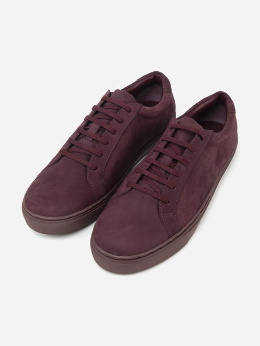burgundy-suede-leather-sneakers-140876-1