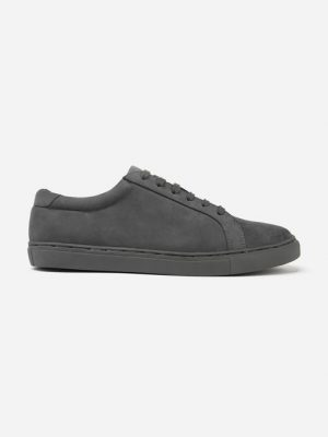 grey-suede-leather-sneakers